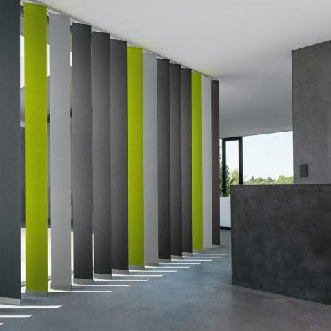 Vertikal-Jalousie